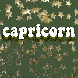 freetoedit zodiacseries capricorn