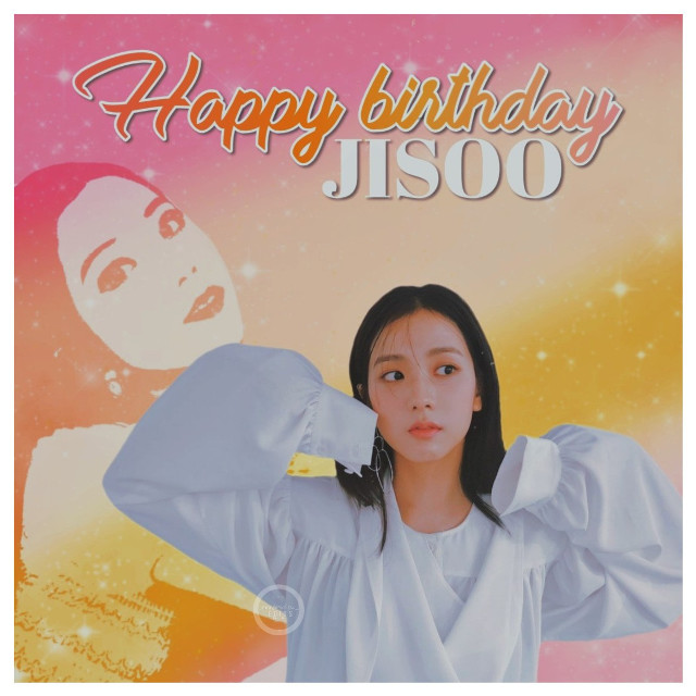 Give her lot of love, she deserves it 💞💗💕💓💞💗💕  #freetoedit #jisoo #kimjisoo #happybirthdayjisoo #blackpink #jichu #january #2020