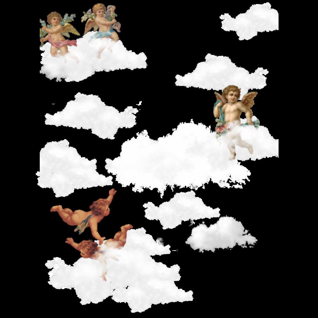 #sticker #stickers #stickerremix #stickersfreetoedit #clouds #cloudsticker #cloudstickers #angels #angelstickers