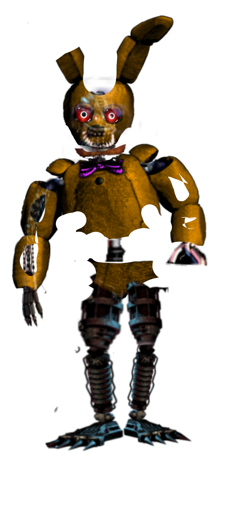 #nightmare springbonnie