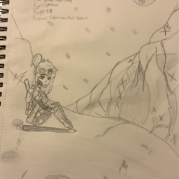 myart ocmaxie drawing