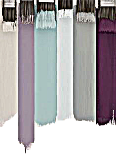 #paint #paintstrokes #strokes #purple #white #teal #mint #grey #gray #paintbrushes #brush #freetoedit