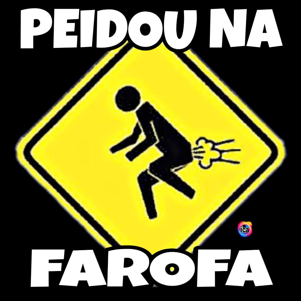 #peidounafarofa