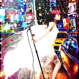 freetoedit newyork broadway singer microphone