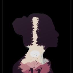 freetoedit ircelegantsilhouette elegantsilhouette