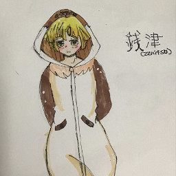 demonslayer zenitsu copic pj bored
