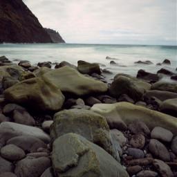 freetoedit tenerife rocks sea view