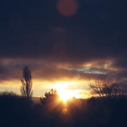 landscape sunrise skyandclouds colourful morningwalk freetoedit