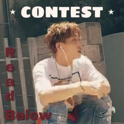 freetoedit beautystandards_contest contest kpop bobby