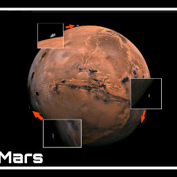 alieninvasion lifeonmars mars alien conspiracy freetoedit