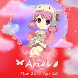 zodiacsign zodiacsymbols zodiaco fairytail anime aries ariete lucy lucyheartfilia eczodiac freetoedit