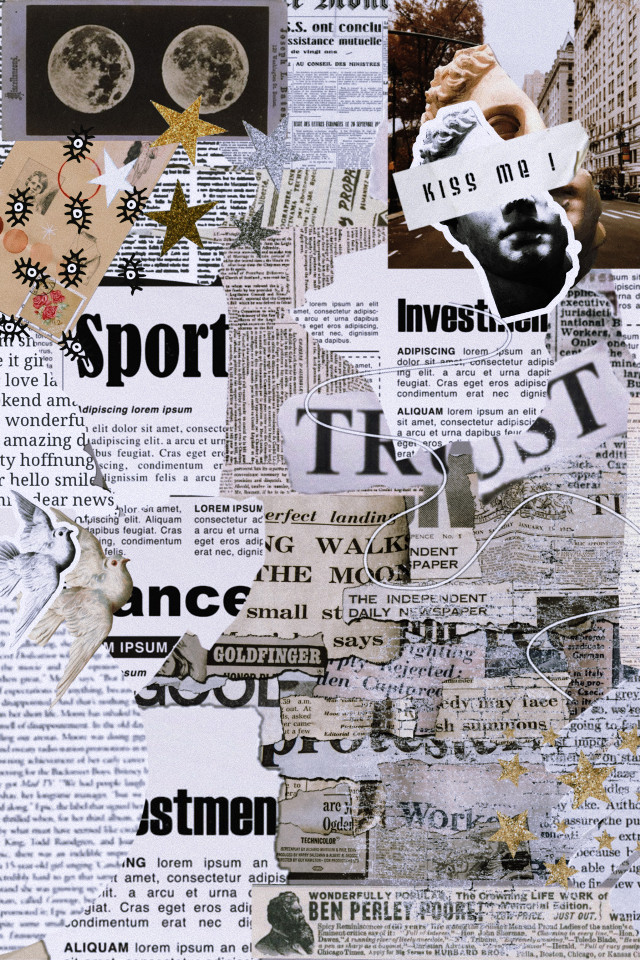 #newspaper #edit #aesthetic  #freetoedit