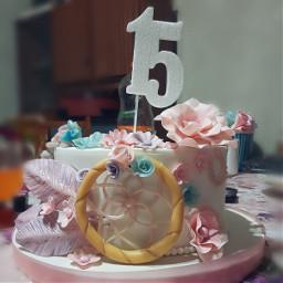 birthday quinceñera mybirthday cake freetoedit