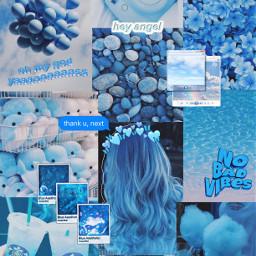 freetoedit blue blueaesthetic ccblueaesthetic
