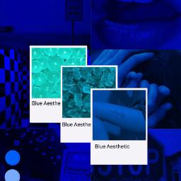 blue aesthetic blueaesthetic tumblr tumblrsblue freetoedit ccblueaesthetic