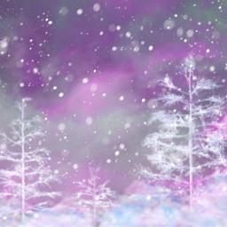 freetoedit pink backgrounds winter pastelcloudsbrush