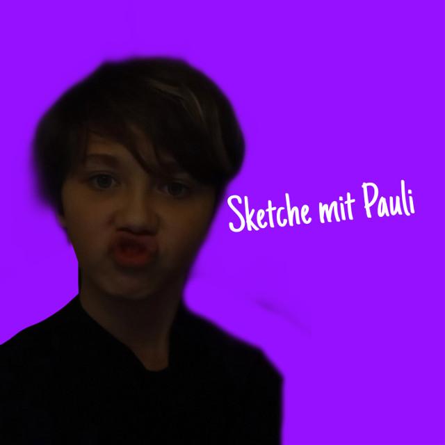 Das ist das Thumbnail für mein neues Video  Es geht um einen Vlog wo ich Sketche mache #Youtube # Sketch