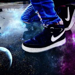 shoes reflection nike cool