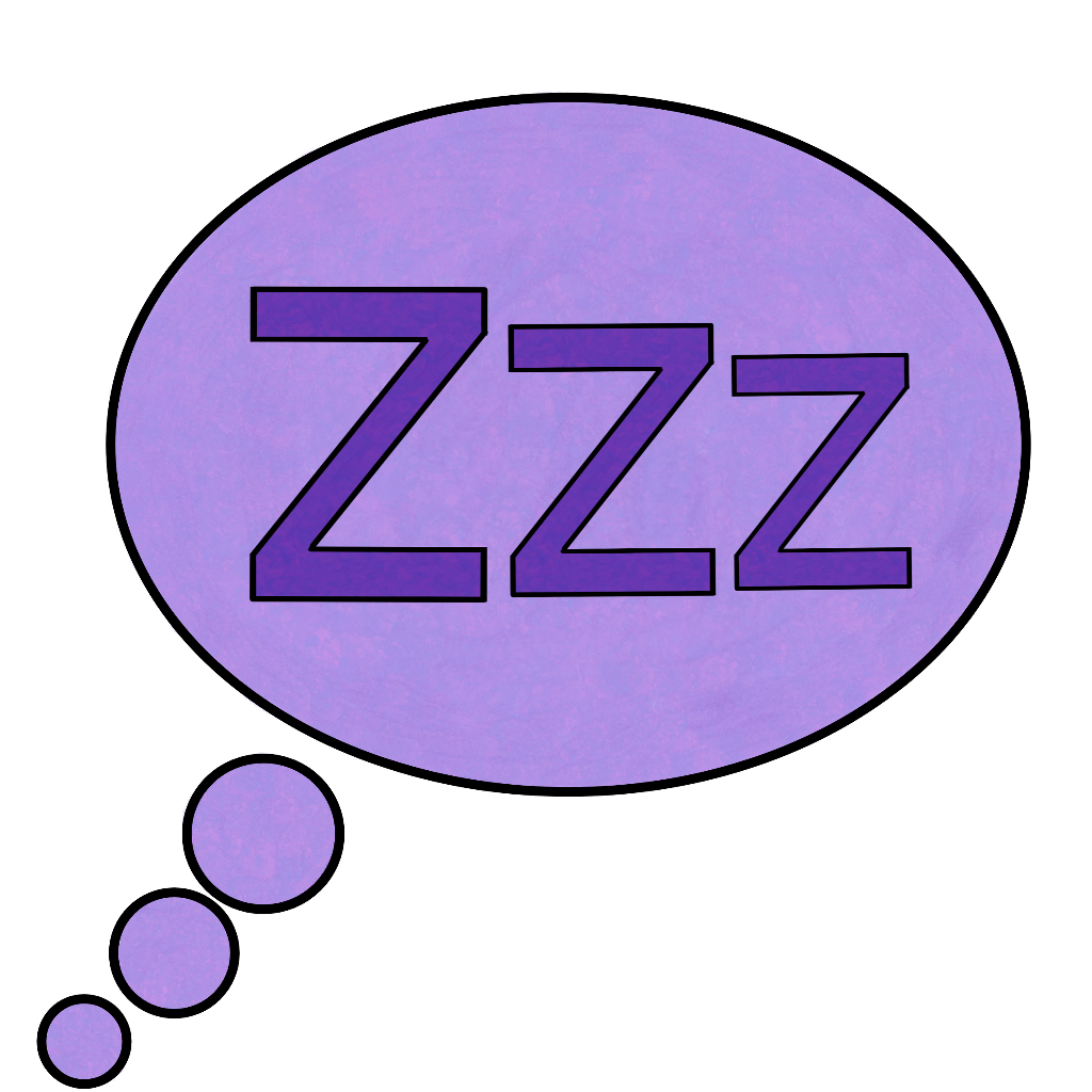 #zzz #sleep #draw #bable #bed #parple  I made a new sticker💤😴
