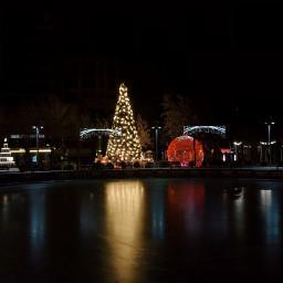 freetoedit christmas chrstmastree newyear light