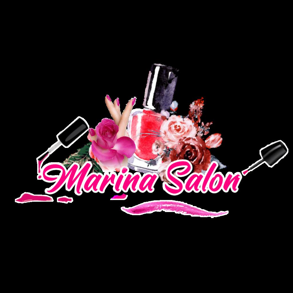 #MarinaSalon