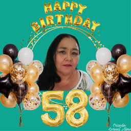 freetoedit happybirthday felizaniversario feliznavidad balloon