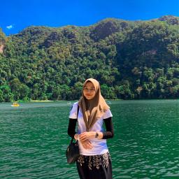malaysia langkawi lake buntinglake nature