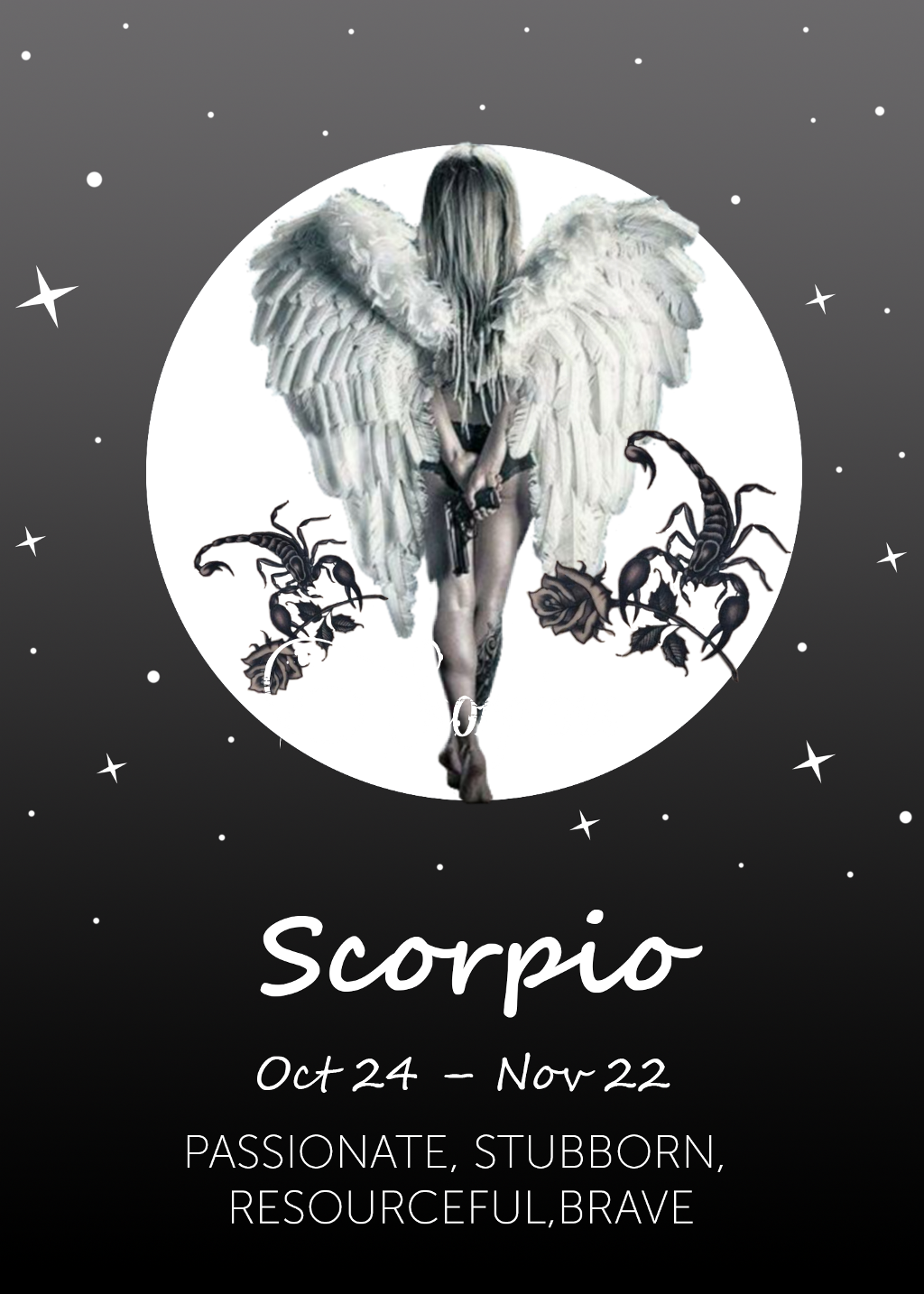 #scorpio #zodiac #trying #lol