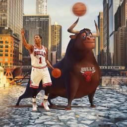 vipshoutout keepitsimple123 supersizeit chicagobulls basketball freetoedit