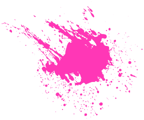 splash paint paintsplash pink freetoedit