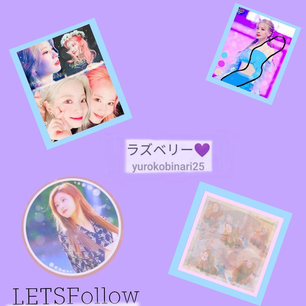 ♡♡          @yurokobinari25 とばむしょ返ししてます!!         遅くなってごめんね(。>_<。)        ❤︎    加工上手い    ❤︎︎    優しい     ︎❤︎︎    絡みやすい    ❤︎   明るい    ❤︎   楽しい    @yurokobinari25 を是非Followしてください!!!!!!         これからも( •ω•ฅ)ヨロシクネ❤︎          #ばむしょ