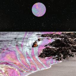 freetoedit surrreal dreamy psychedelic trippy