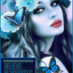 freetoedit blueaesthetic blue authentic butterfly ccblueaesthetic