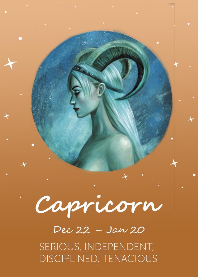 #capricorn #zodiacs #december #january