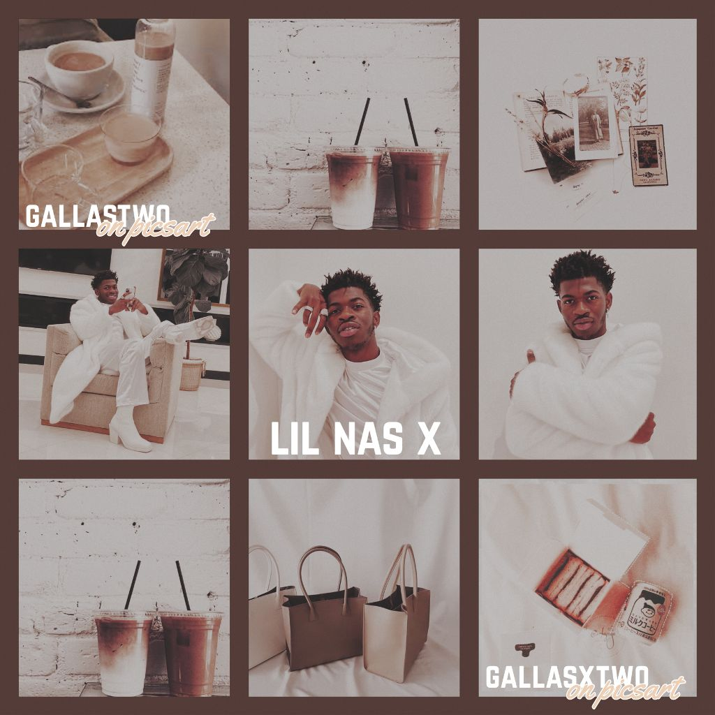 """.•o💌o•.OPEN ME.•o💌o•.    🌙Welcome to my restaurant~       Here are your seats~💕    --------------------- >>>>>>📄Menu[ᴇᴅɪᴛ ᴅᴇᴛᴀɪʟs]:                   🍲Edit of: Lil Nas X                   🍜Time Taken: 10 min                   🥟Colors: bronze/beige? 👞⏳                   🍝Available Template?: nooo  >>>>>>Note: 📝 templates are saved in a special collection for y'all 💕 ---------------------     Thanks for ordering! Your waitress will come shortly~     ••••••••••••••••••••• 🌟@gallasxtwo[ᴡᴀɪᴛʀᴇss]: I've never done a moodboard before, so sorry if it's garbage lol   I'm also thinking of doing a giveaway since I made SO many random icons and wallpapers and I probably won't use them soooo  •••••••••••••••••••••     Drinks[ᴇxᴛʀᴀ]:    ☕️Follower Count: 230 something I forgot to check AGAIN     🍷Mood: 😴🙃     🍸Song of the day: C7osure - Lil Nas X 🏖  ~~~~~~~~~~~~~~~~   ⭐️•VIP customers•⭐️              [taglist]  🌸 @septic_booperdooper  🌸 @sumthinthere  🌸 @renthemultifandom 🌸 @laurenmn19 🌸 @angel_butera 🌸 @classiplier 🌸 @pewdiepie_sunshine  Comment """"🎀"""" if you want in      <--- Comment """"💫"""" if you want out    --->  Tell me if you had a username change!💕   ~~~~~~~~~~~~~~~~ ⭐️ʙᴀᴄᴋᴜᴘ ᴀᴄᴄᴏᴜɴᴛ: @gallasxthree ⭐️ ~~~~~~~~~~~~~~~~   Thanks for dining tonight 🌙   Since I love you, your meal is completely free!  Hope to see you back soon! 👋   ~~~~~~~~~~~~~~~~ 🌙Hashtags/Remixed from: #aesthetic #moodboard #moodboards #lilnasx #edit #edits #aesthetics #coffee #beige #brown #bronze #soft #softcolors #softcolor #oldtownroad #panini #moodboardedit  #freetoedit"""