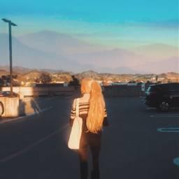 freetoedit california blonde ponytail