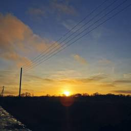 sunrise morningwalk skyandclouds colourful outandabout freetoedit