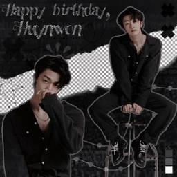 happyhyungwonday hyungwon hyungwonmonstax hyungwon_monstax hyungwonday