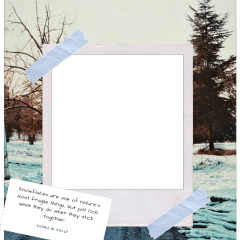 winter frame winterframe quotes picsart freetoedit