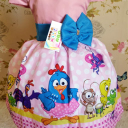 vestidosdeprincesas vestidolindo vestidosdefesta galinhapintadinha kidsparty