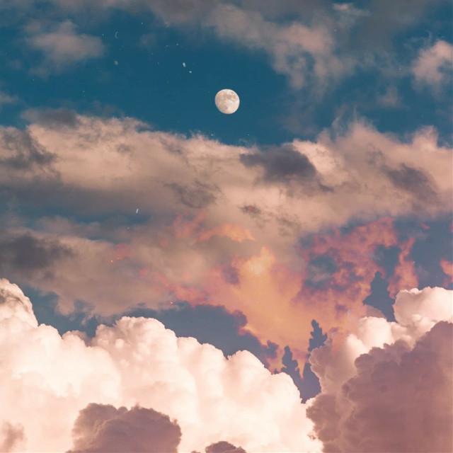 #moonday  @picsart