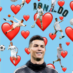 ronaldo soccer soccerplayer freetoedit