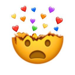 freetoedit emoji heart art pixart