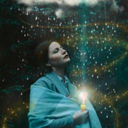 freetoedit angel light collage new