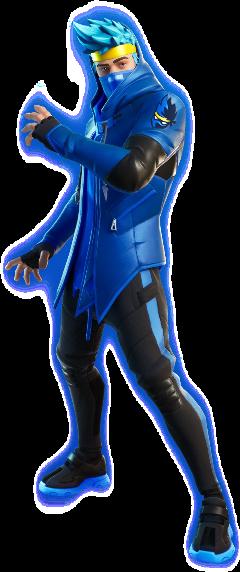 ninja ninjaskin fortniteart fortnite fortnitelogo freetoedit