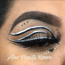 makeup delineado eyeliner tendencia
