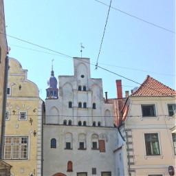 architecture scandinavia houses soft pastel