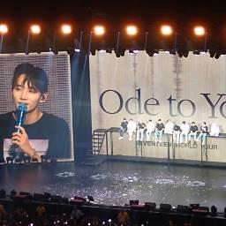 seventeen concert