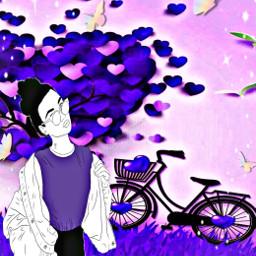 outlineart challenge butterflyeffect hearts tree ircoutlineart freetoedit