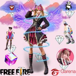 freetoedit freefiregirl freefire